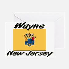 Wayne New Jersey Greeting Card