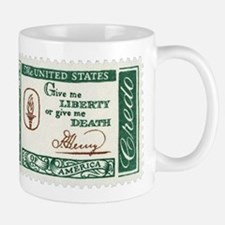 Give Me Liberty 4-cent Stamp Mug