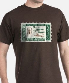 Give Me Liberty 4-cent Stamp T-Shirt