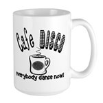 Cafe Disco Large Mug