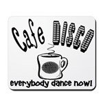 Cafe Disco Mousepad