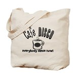 Cafe Disco Tote Bag