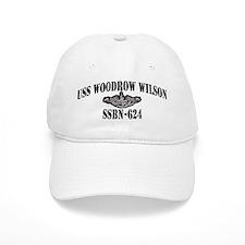 USS WOODROW WILSON Baseball Cap