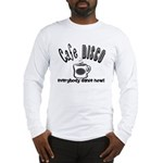 Cafe Disco Long Sleeve T-Shirt