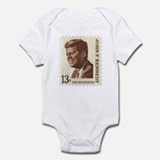 JFK 13 Cent Stamp Infant Bodysuit
