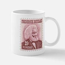 Frederick Douglass 25-cent Stamp Mug