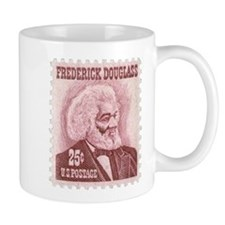 Frederick Douglass 25-cent Stamp Mug