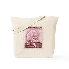 Frederick Douglass 25-cent Stamp Tote Bag