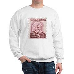 Frederick Douglass 25-cent Stamp Sweatshirt