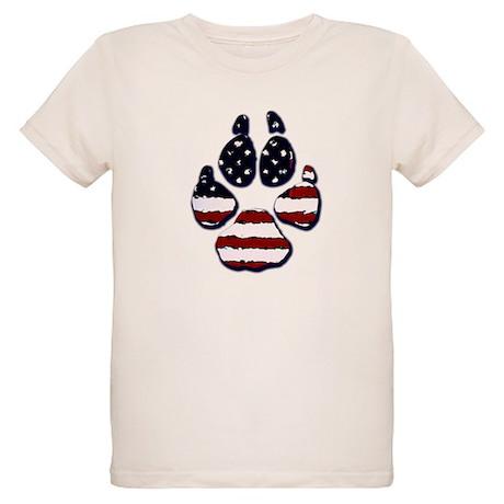 American Dog Organic Kids T-Shirt