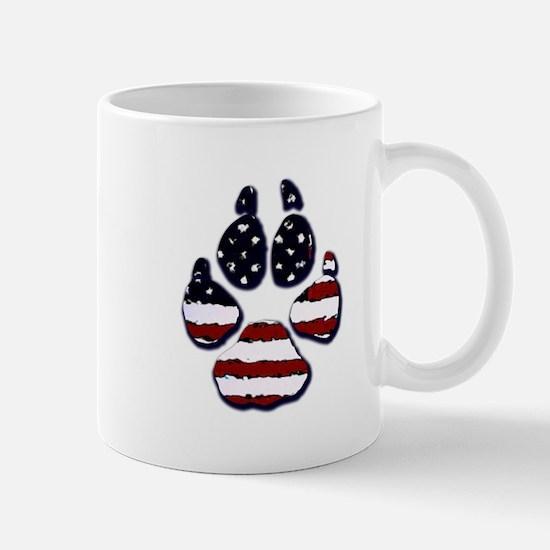 American Dog Mug