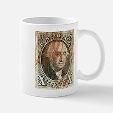 George Washington 10 Cent Stamp Mug