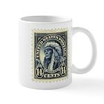 American Indian 14-cent Stamp Mug
