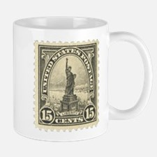 Liberty 15-cent Stamp Mug