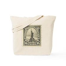 Liberty 15-cent Stamp Tote Bag