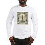 Liberty 15-cent Stamp Long Sleeve T-Shirt