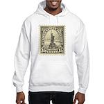 Liberty 15-cent Stamp Hooded Sweatshirt