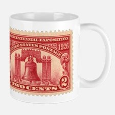 Sesquicentennial 2-cent Stamp Mug