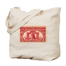 Sesquicentennial 2-cent Stamp Tote Bag