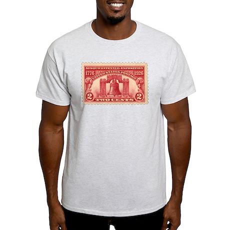 Sesquicentennial 2-cent Stamp Light T-Shirt