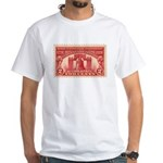 Sesquicentennial 2-cent Stamp White T-Shirt