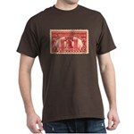 Sesquicentennial 2-cent Stamp Dark T-Shirt