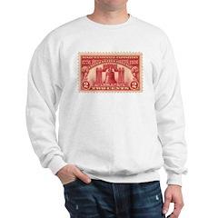 Sesquicentennial 2-cent Stamp Sweatshirt