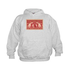 Sesquicentennial 2-cent Stamp Hoodie