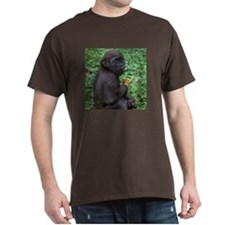 Young Gorilla Dark T-Shirt