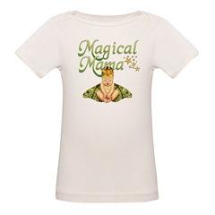 Magical Mama Fairy Baby Organic Baby T-Shirt