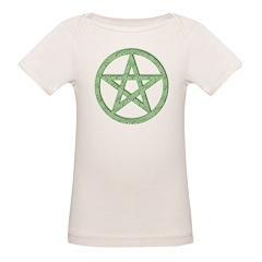 Green Halloween Witch Tee
