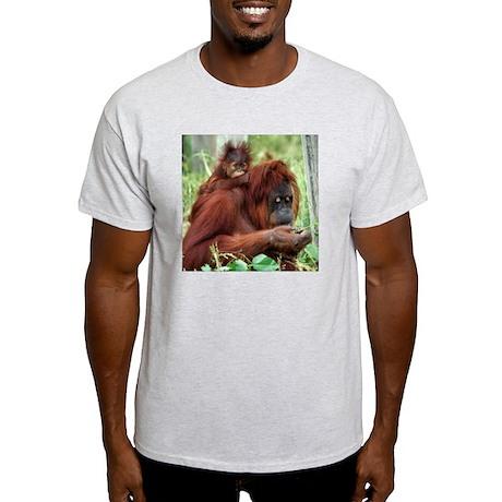 Orangutan's Light T-Shirt