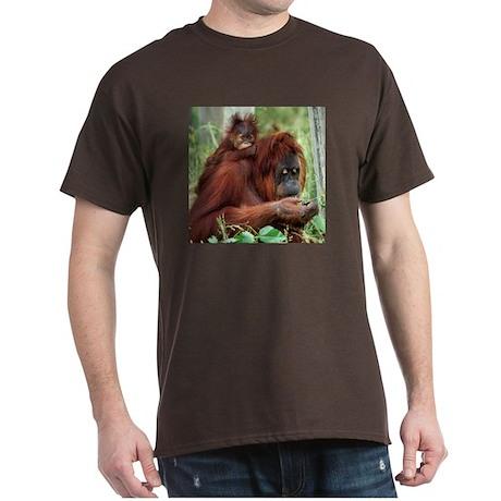 Orangutan's Dark T-Shirt