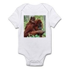 Orangutan's Infant Bodysuit