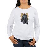 Asian Elephant Women's Long Sleeve T-Shirt
