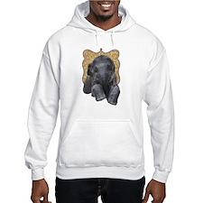 Asian Elephant Hooded Sweatshirt