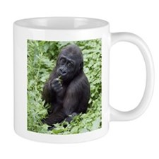 Relaxing Young Gorilla Mug