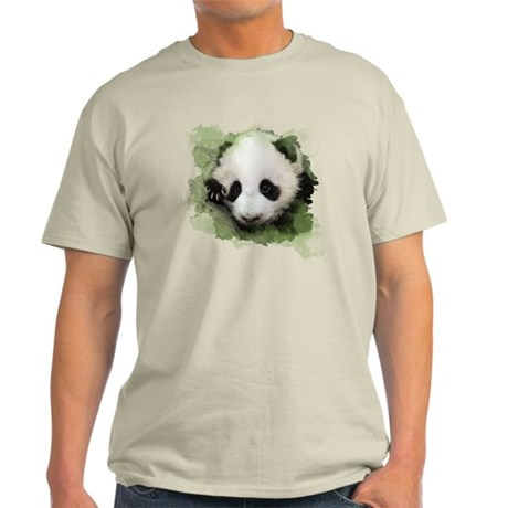 Baby Giant Panda Light T-Shirt