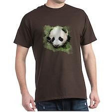 Baby Giant Panda Dark T-Shirt