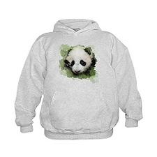 Baby Giant Panda Kids Hoodie