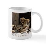Mom and Baby Cheetah Mug