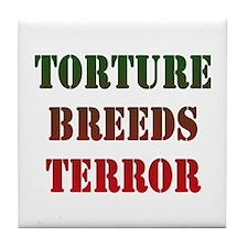 Torture Tile Coaster