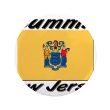 "Summit New Jersey 3.5"" Button"