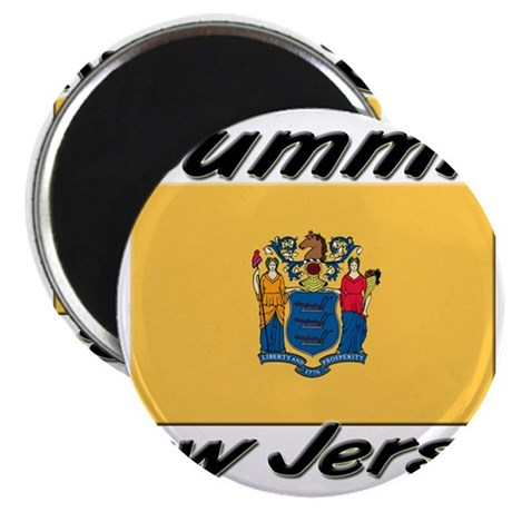 "Summit New Jersey 2.25"" Magnet (10 pack)"