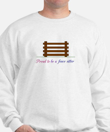 Fence sitter Sweater