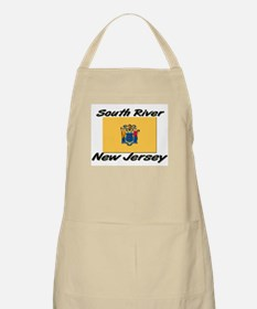 South River New Jersey BBQ Apron