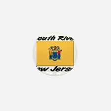 South River New Jersey Mini Button (10 pack)
