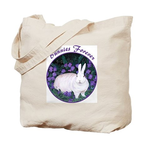 Bunnies Forever Tote Bag