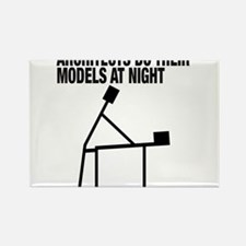 Architects Do Models Magnets