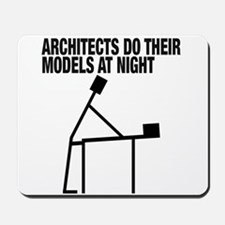 mousepad architect office supplies